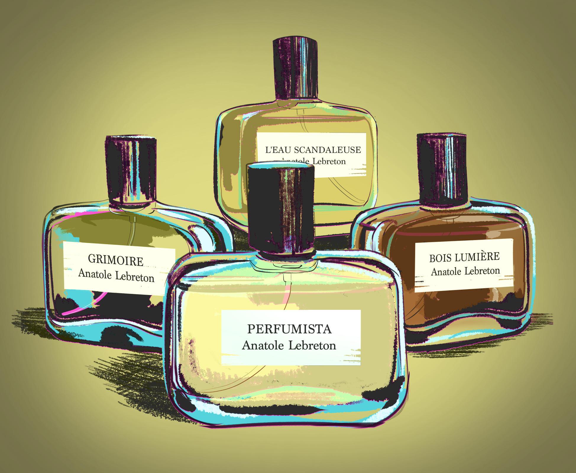 Anatole Lebreton Perfumy opinie