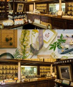 Laboratorium perfumeryjne Carthusia