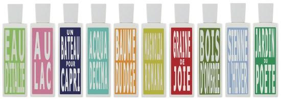 Eau d'Italie perfumy