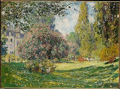 Eutopie No. 8 Park Monceau