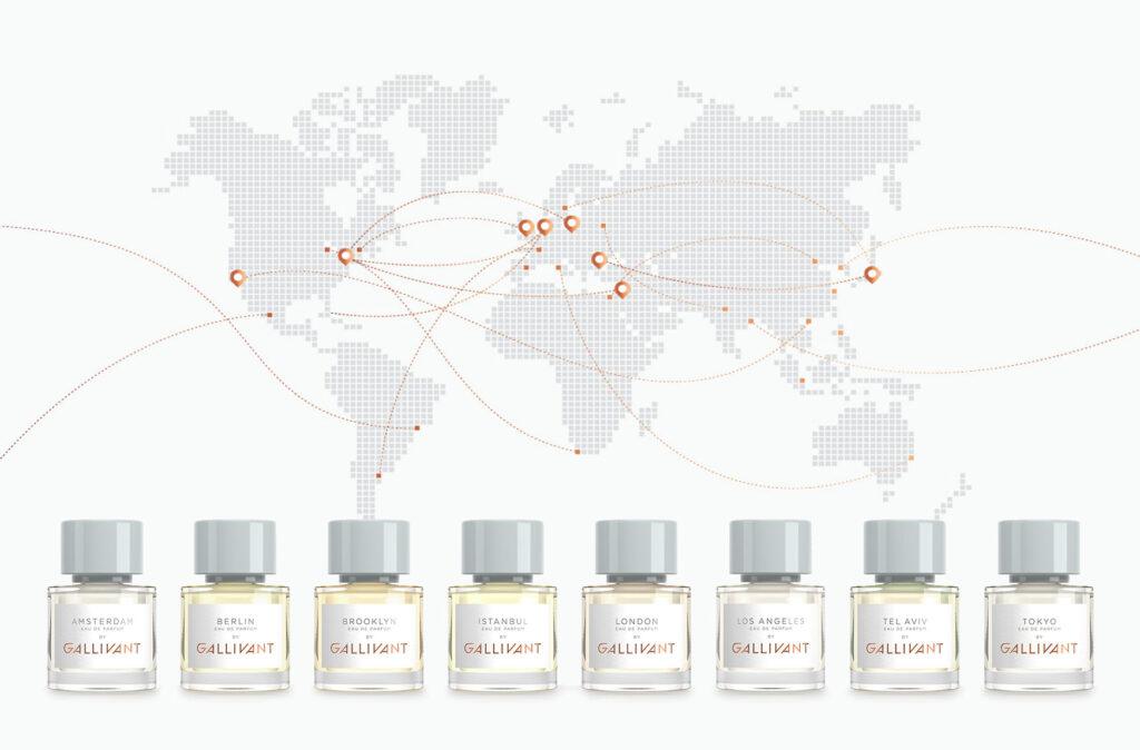 perfumy niszowe Gallivant