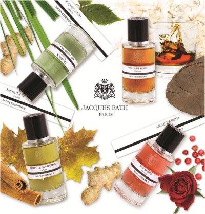 Jacques Fath perfumy współczesne
