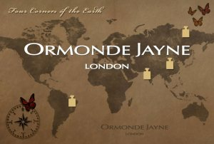 Ormonde Jayne Four Corners of the Earth