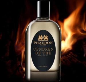 Phaedon Cendres de The/Ashes of Tea