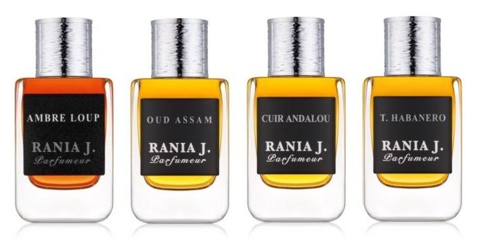 Rania J perfumy niszowe