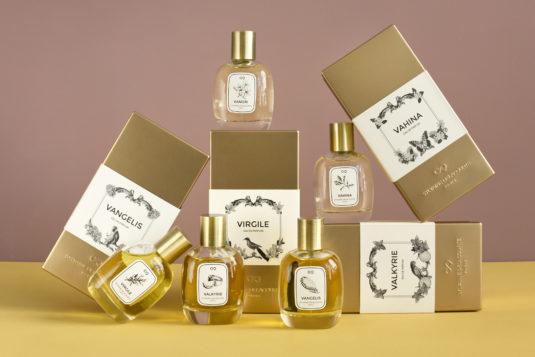 valkyrie perfumy